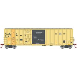 Athearn 20088 N 50' FMC Ex-Post Combo Door Box Railbox/Late #50407