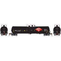 Athearn 29874 HO 30,000 Gallon Ethanol Tank MWTX #112618