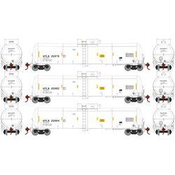 Athearn 29892 HO 30,000 Gallon Ethanol Tank UTLX #3 (3)