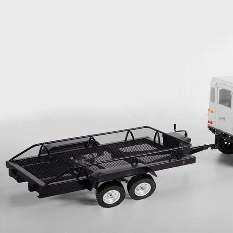 1/10 BigDog Dual Axle Scale Car/Truck Trailer