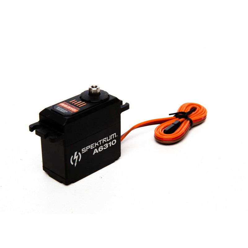 A6310 Standard Digital HV High Torque Brushless Metal Gear Aircraft Servo