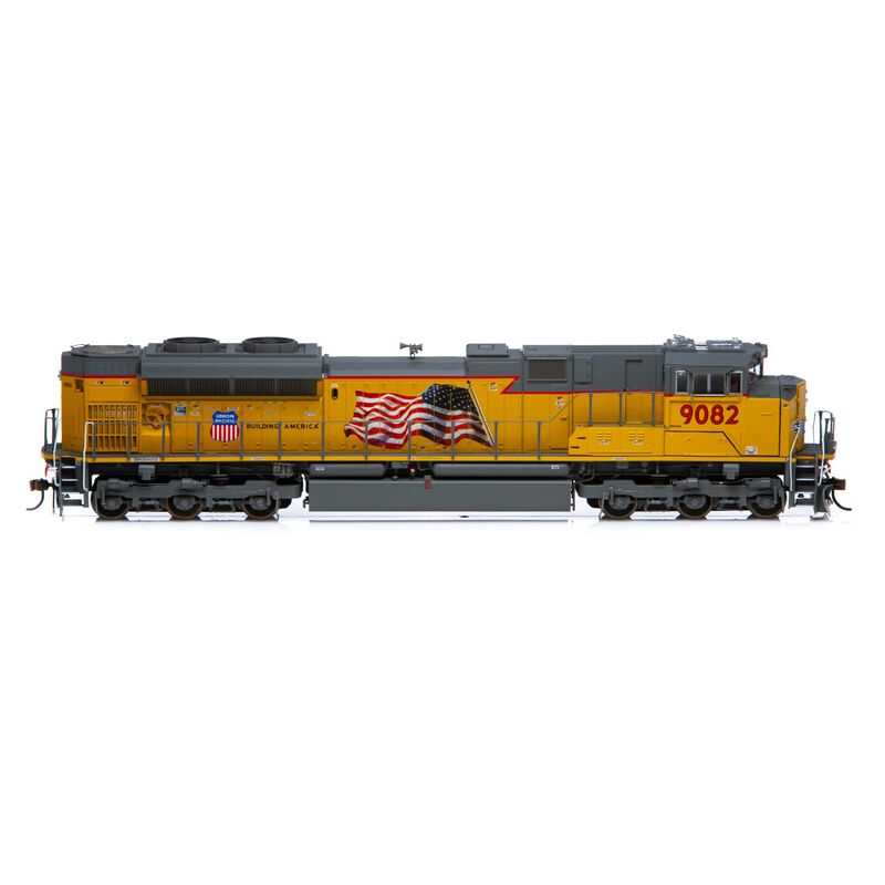 HO SD70ACe (SD70AH) with DCC & Sound UP #9082