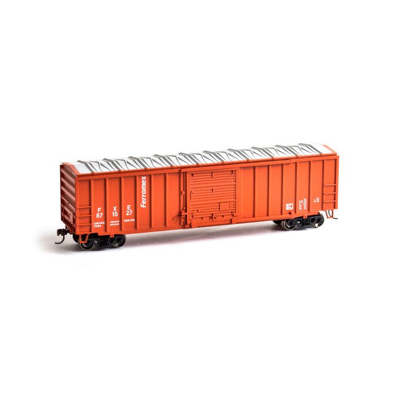 HO 50' ACF Outside Post Box Ferromex #871527