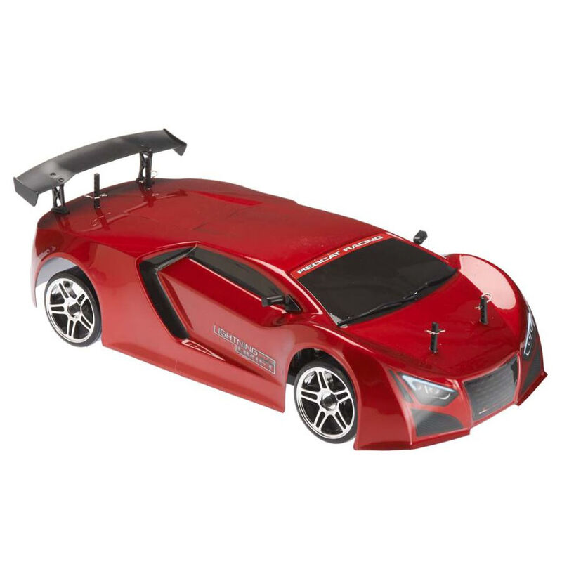 1/10 Lightning EPX Drift 4WD Brushed RTR, Red