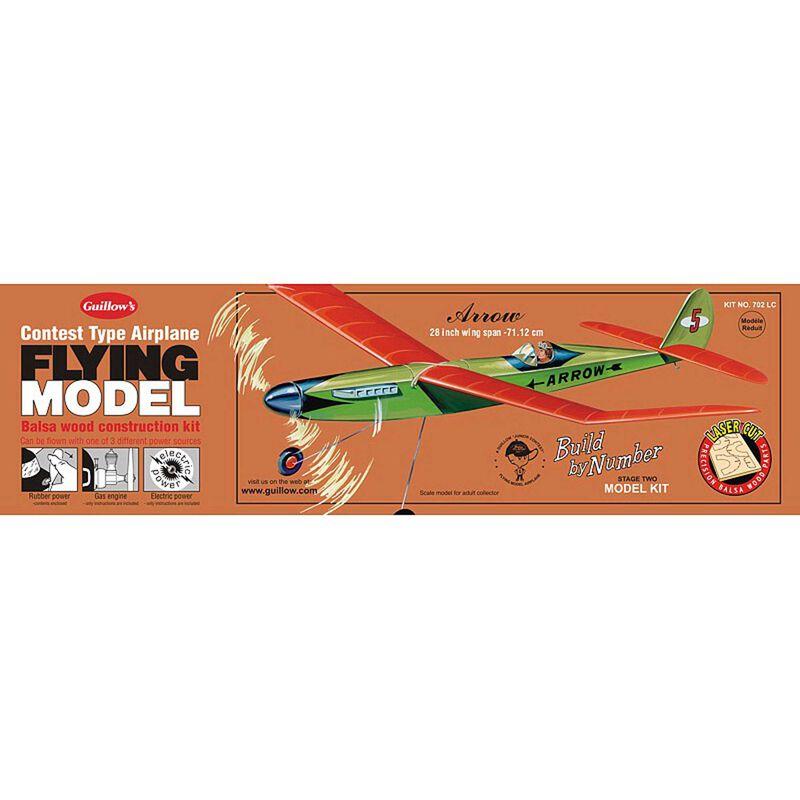 """Arrow Laser Cut Kit, 28"""""""