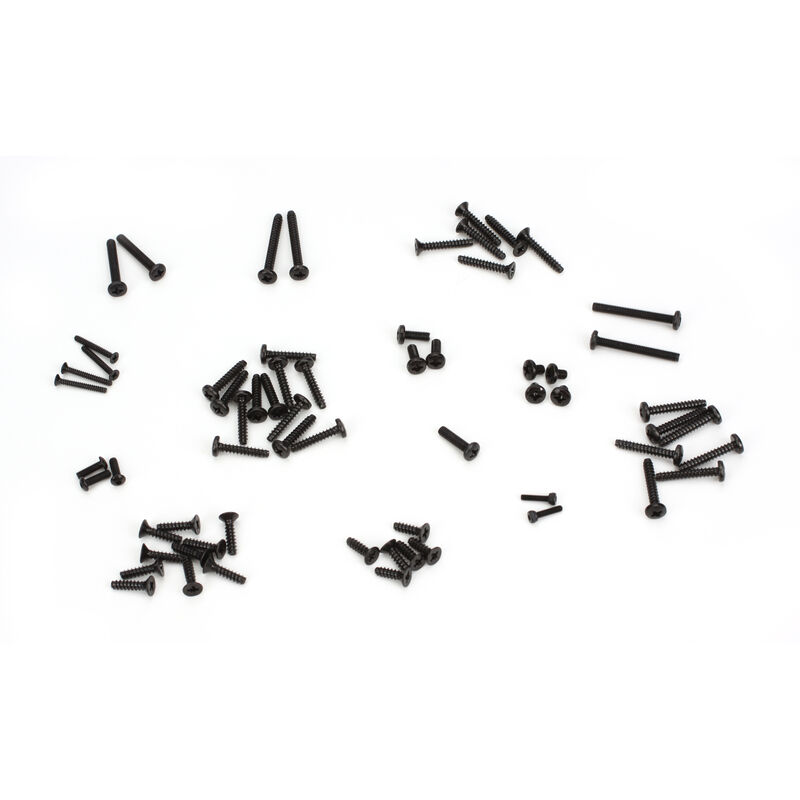 Screw Set (64): All ECX 1/10 2WD