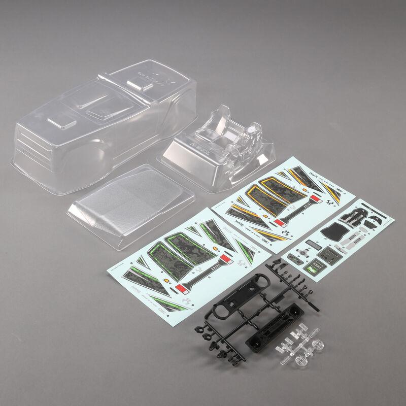 Clear Body & Interior Set: Wraith 1.9