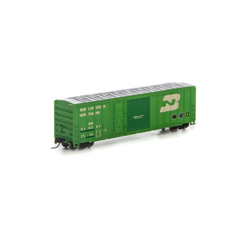N 50' FMC Combo Door Box BN #315297