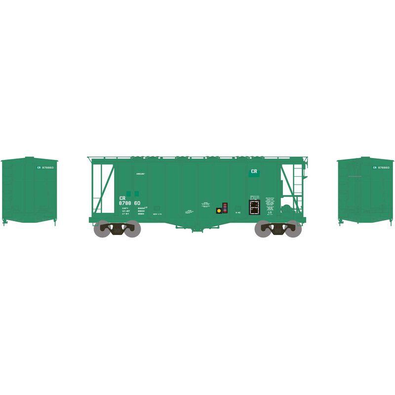 N GATC 2600 Airslide Hopper CR #878860
