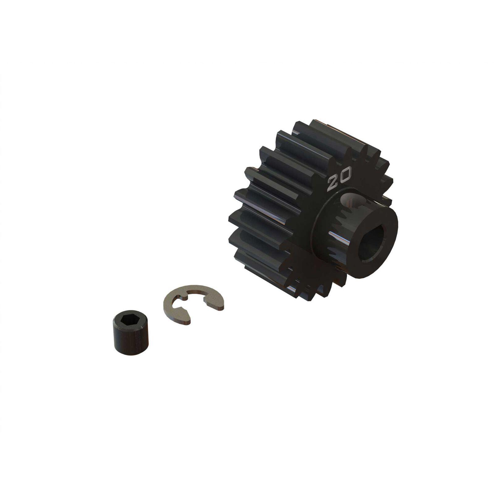 Pinion Gear, 20T HD Mod1 Safe-D5