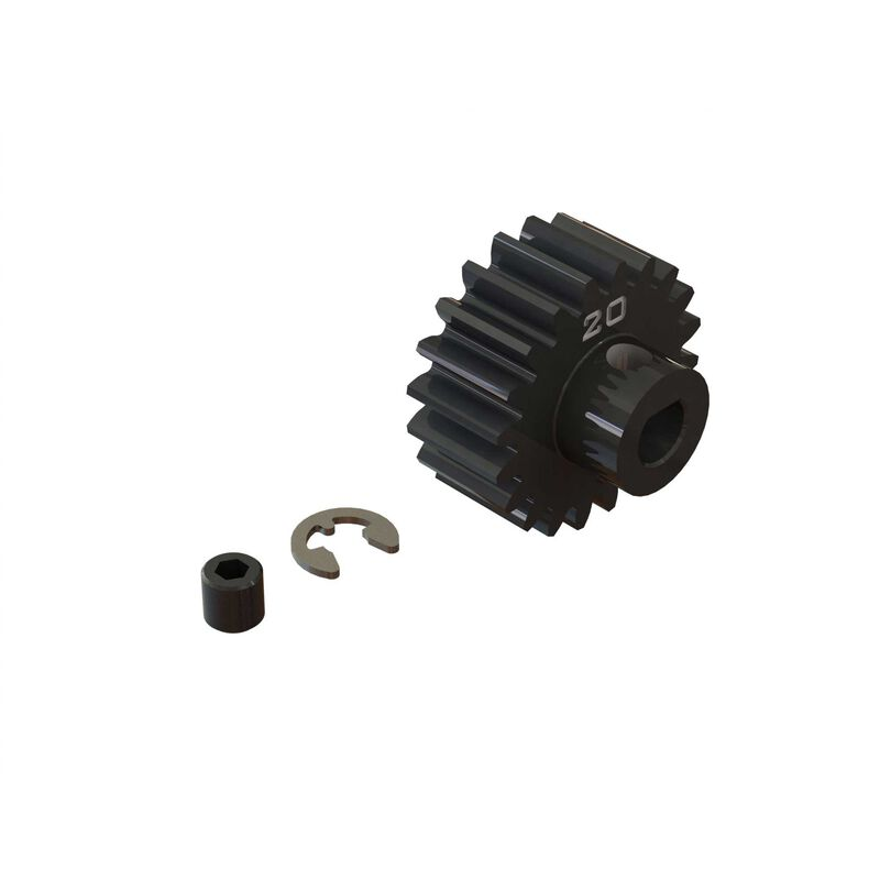 Pinion Gear, 20T HD Mod1 Safe-D5
