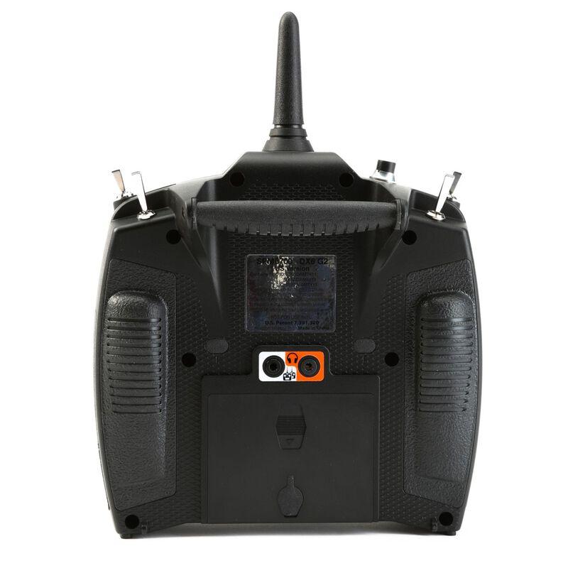 DX6 6-Channel DSMX Transmitter Gen 3 with AR610, Mode 2