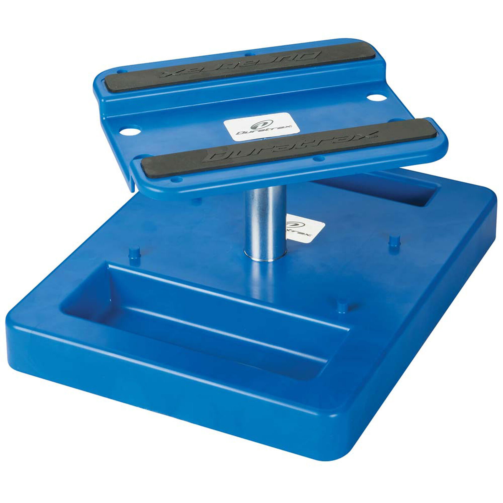 Pit Tech Deluxe Truck Stand, Blue
