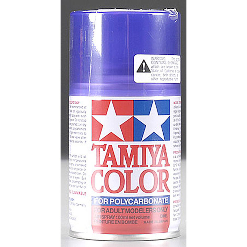 Polycarbonate PS-45 Translucent Purple, Spray 100 ml