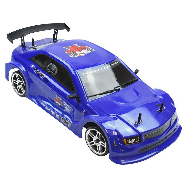 1/10 Lightning EPX Drift 4WD Brushed RTR, Blue