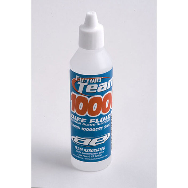 Factory Team Silicone Diff Fluid, 10000 cSt 2oz