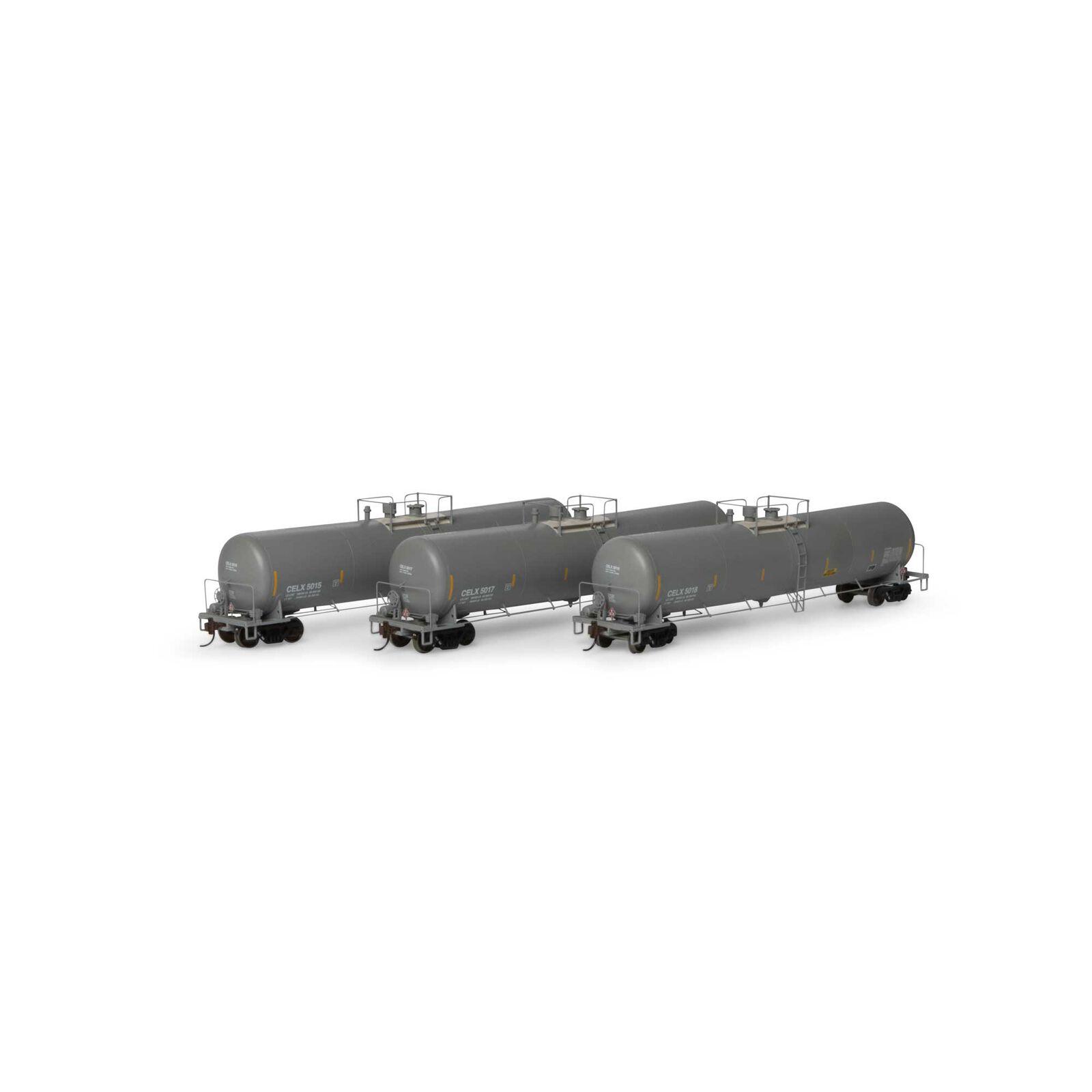 HO RTR 30 000 Gallon Ethanol Tank CELX #3 (3)