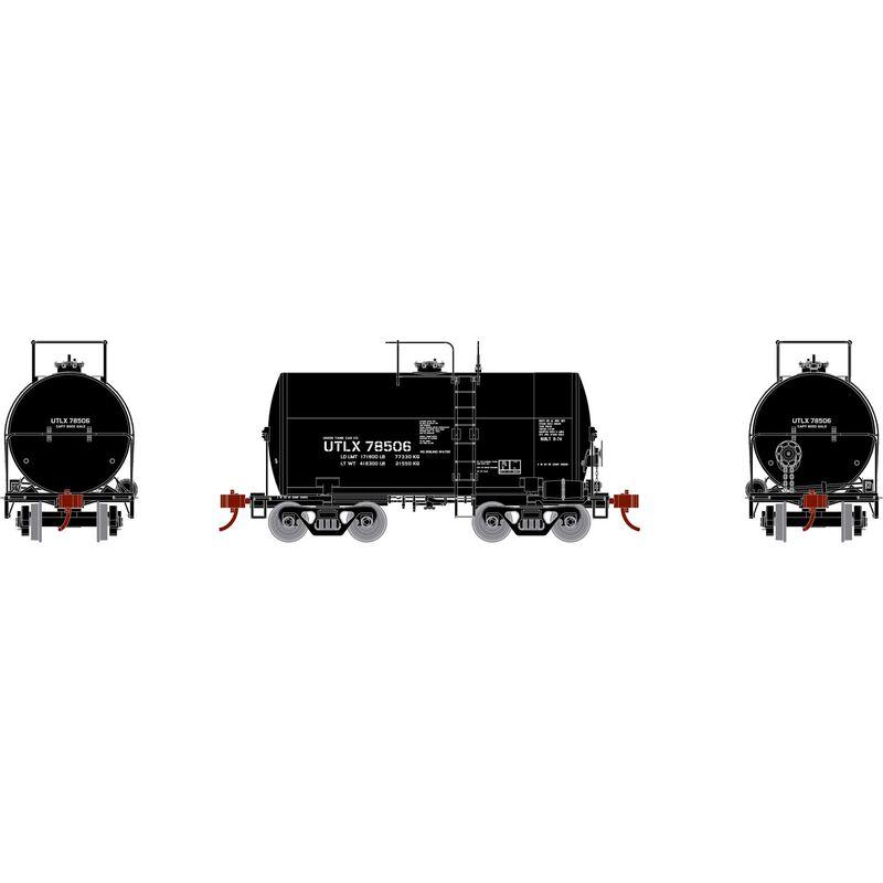 HO RTR 30' NACC 8 000-Gal Tank UTLX #78506