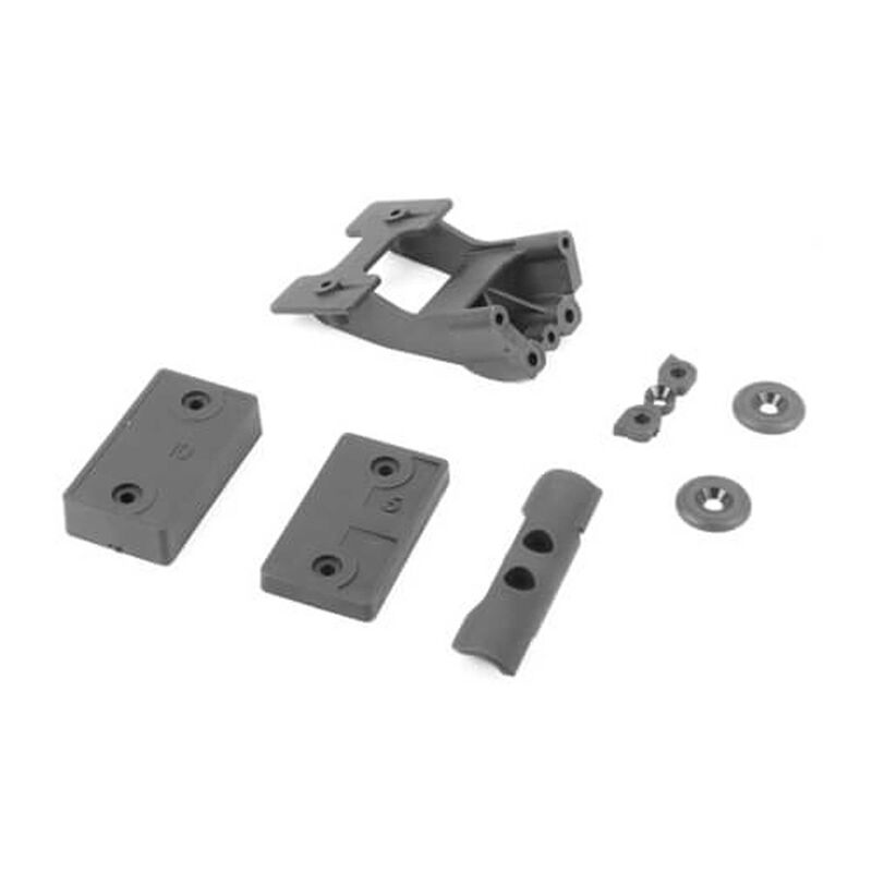 Wing Mount and Bumper one-piece mount: EB410.2