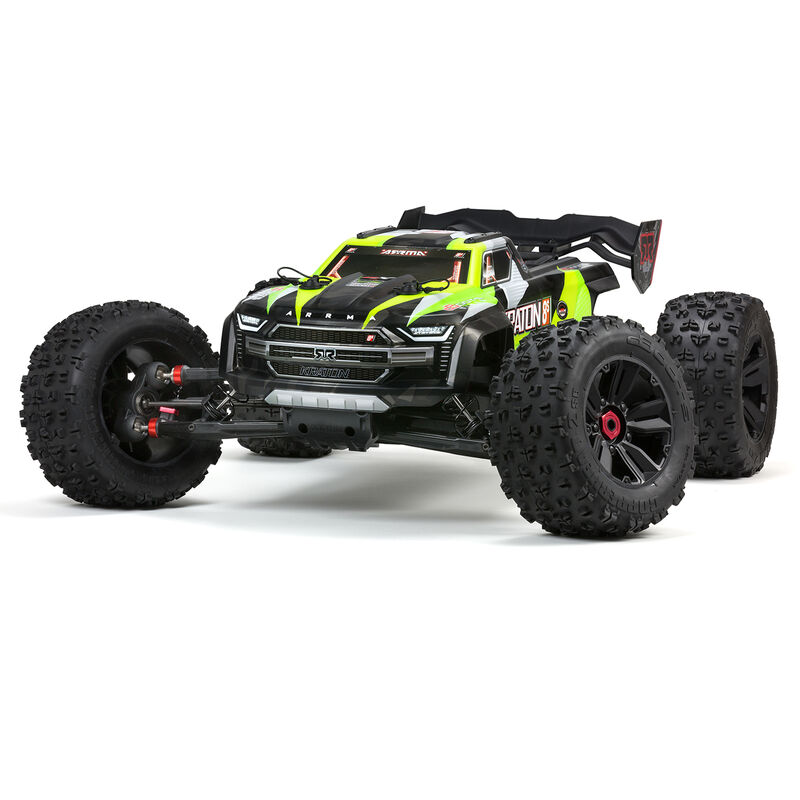 1/5 KRATON 4X4 8S BLX Brushless Speed Monster Truck RTR, Green