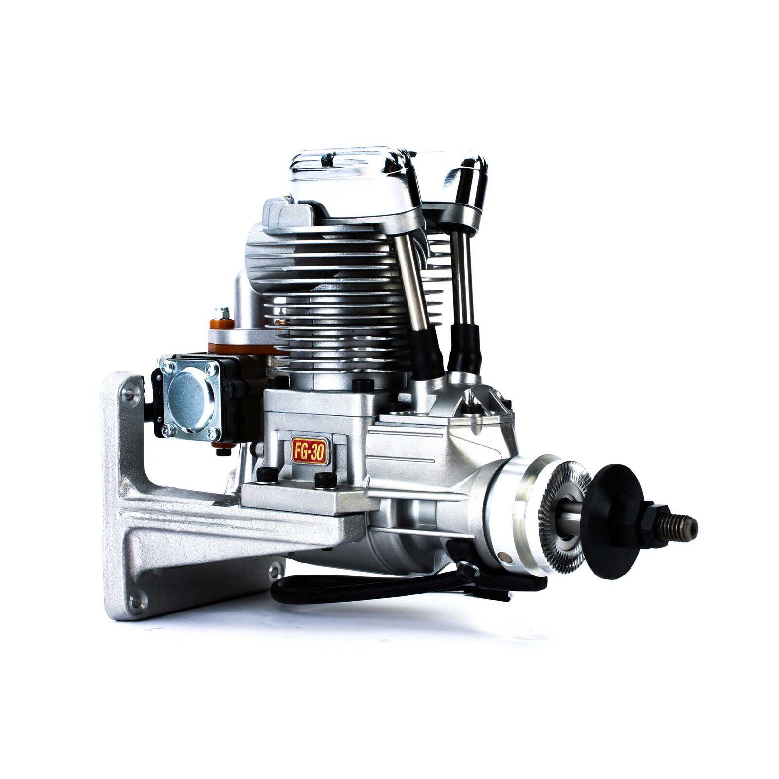 FG-30B (180) 4-Stroke Gas Engine: BO