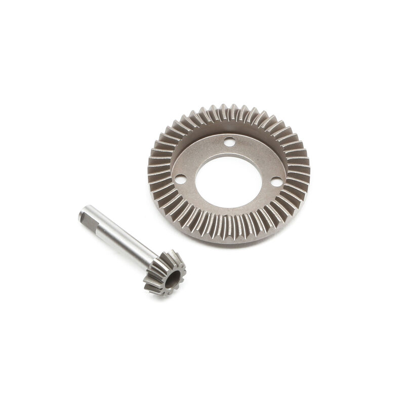 Front 47T Diff Gear and 12T Pinion: 8, 8T RTR