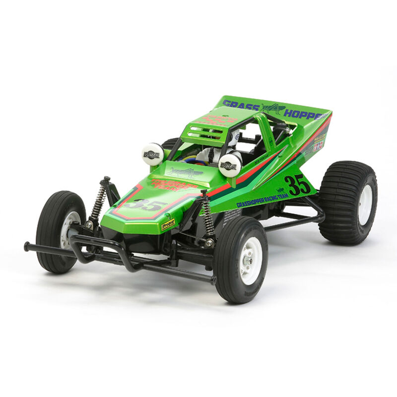 1/10 Grasshopper Limited Edition 2WD Buggy Kit, Candy Green