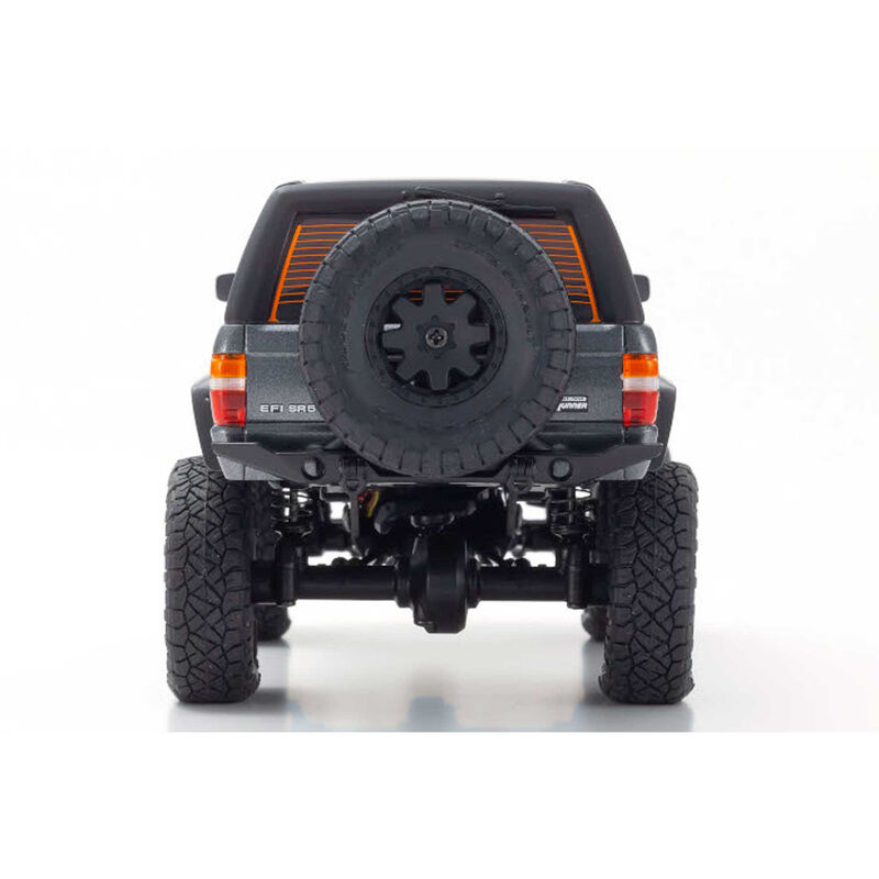 MINI-Z 4X4 4Runner, Gray