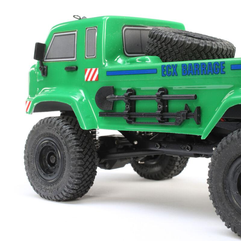 1/24 Barrage UV 4WD Scaler Crawler RTR FPV