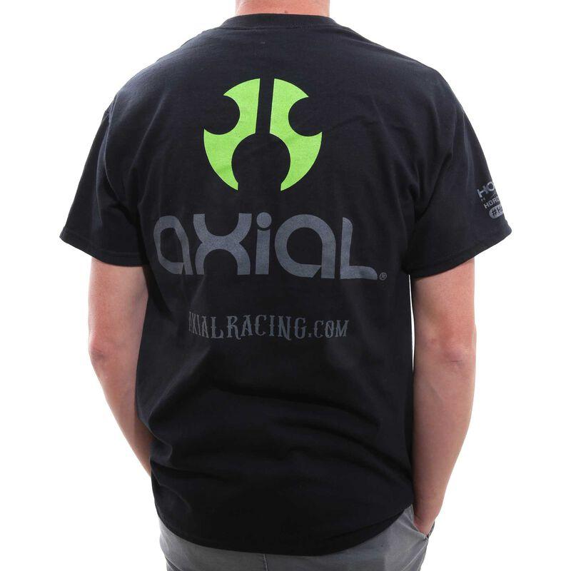 Black T-Shirt, X-Large