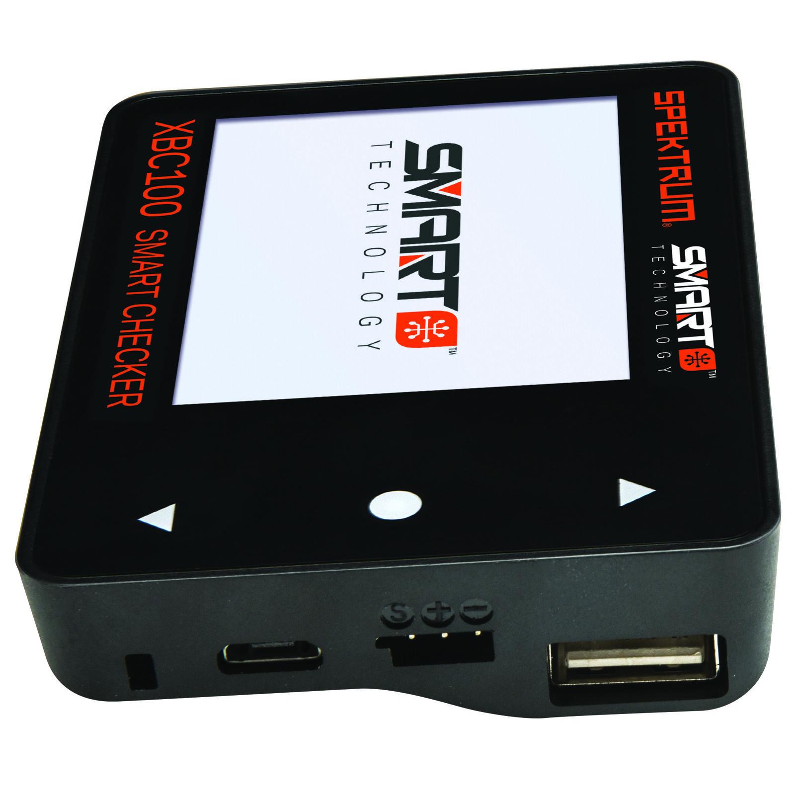XBC100 Smart LiPo Battery Checker & Servo Driver