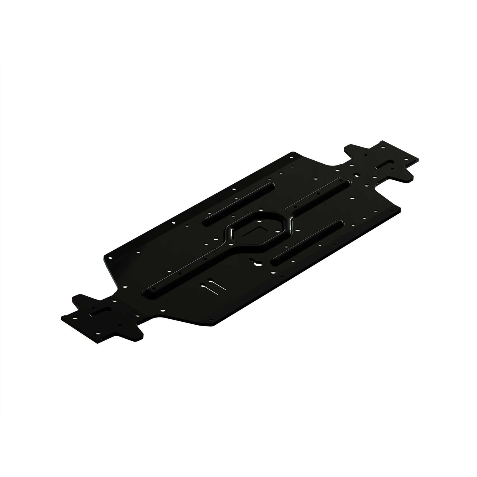 Aluminum Chassis, 445mm: OUTCAST 8S