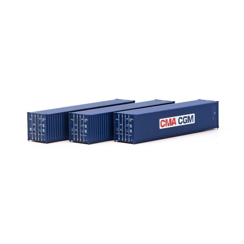 N 40' Low-Cube Container CMA-CGM