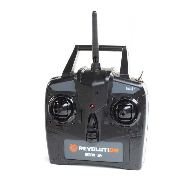 Replacement Transmitter: Ascent SPX