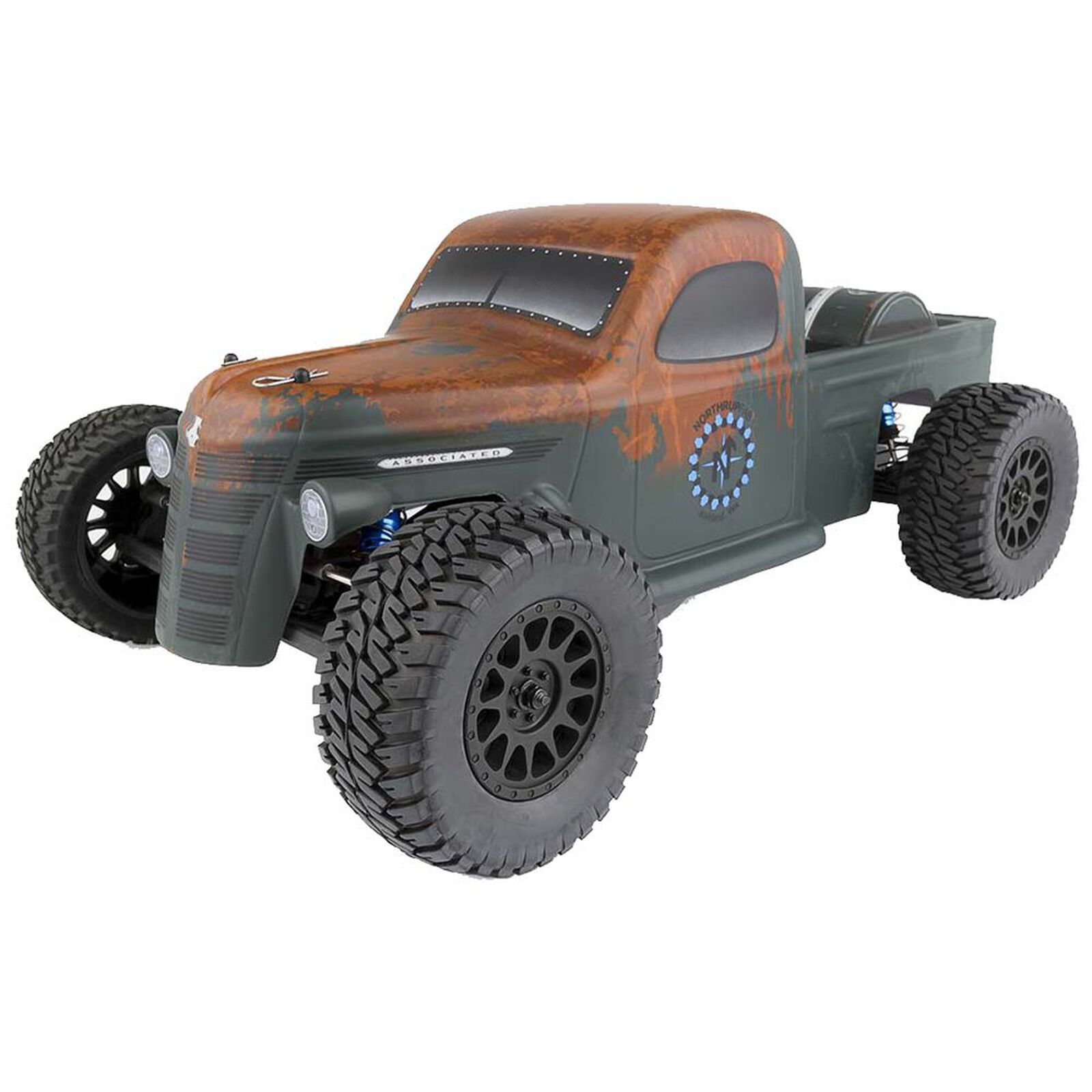 1/10 Trophy Rat 2WD SCT Brushless RTR