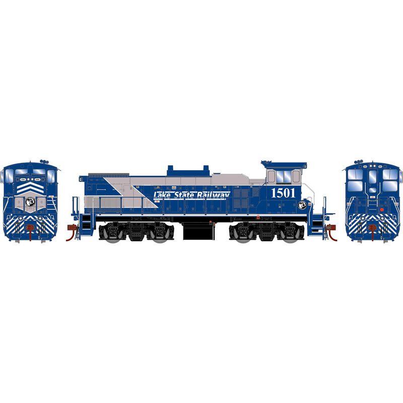 HO MP15AC with DCC & Sound, LSRC #1501