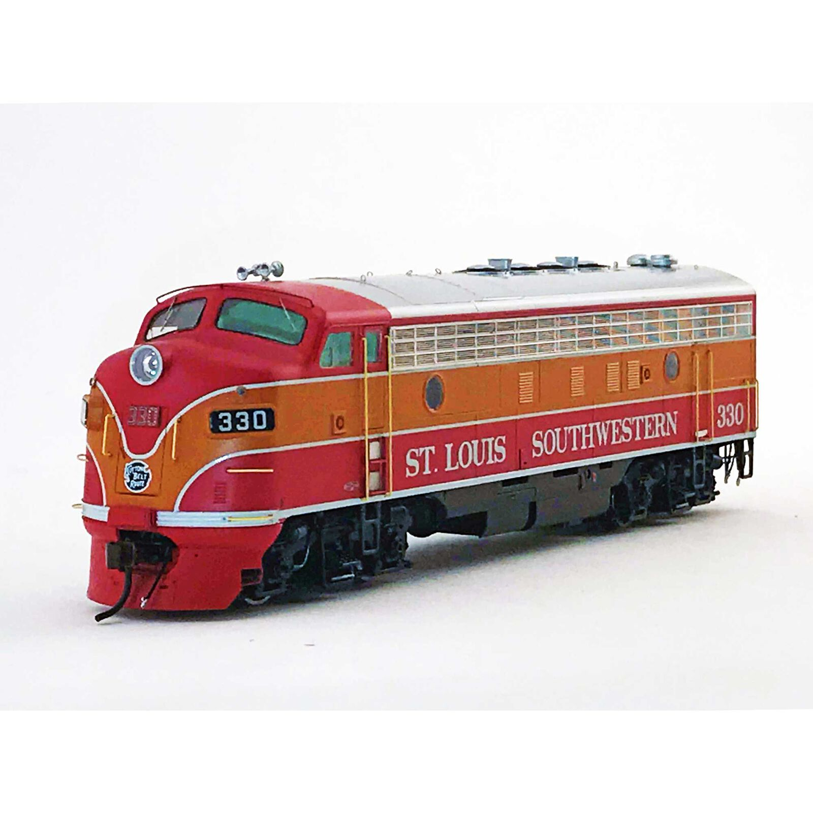 HO FP7A with DCC & Sound SSW #330