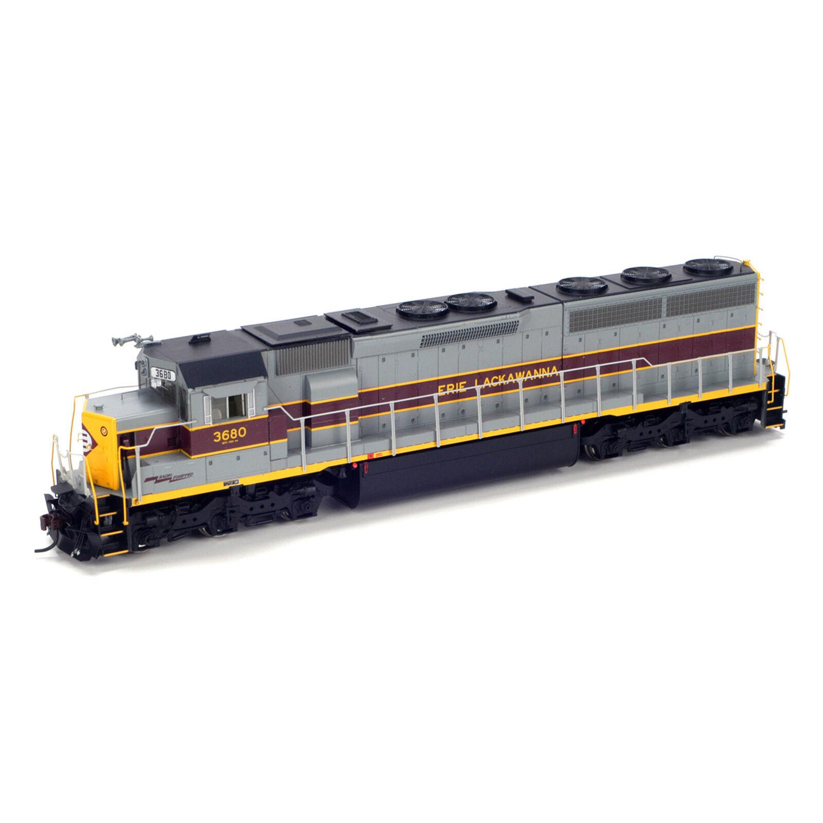 HO SD45-2 EL #3680