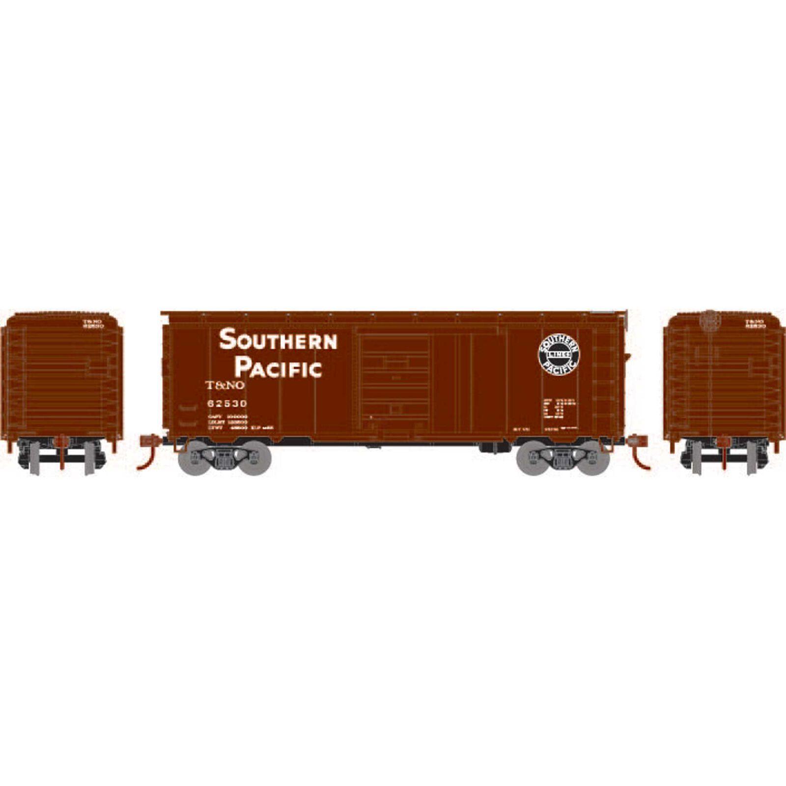 HO RTR 40' Superior Door Box, SP/T&NO #62530