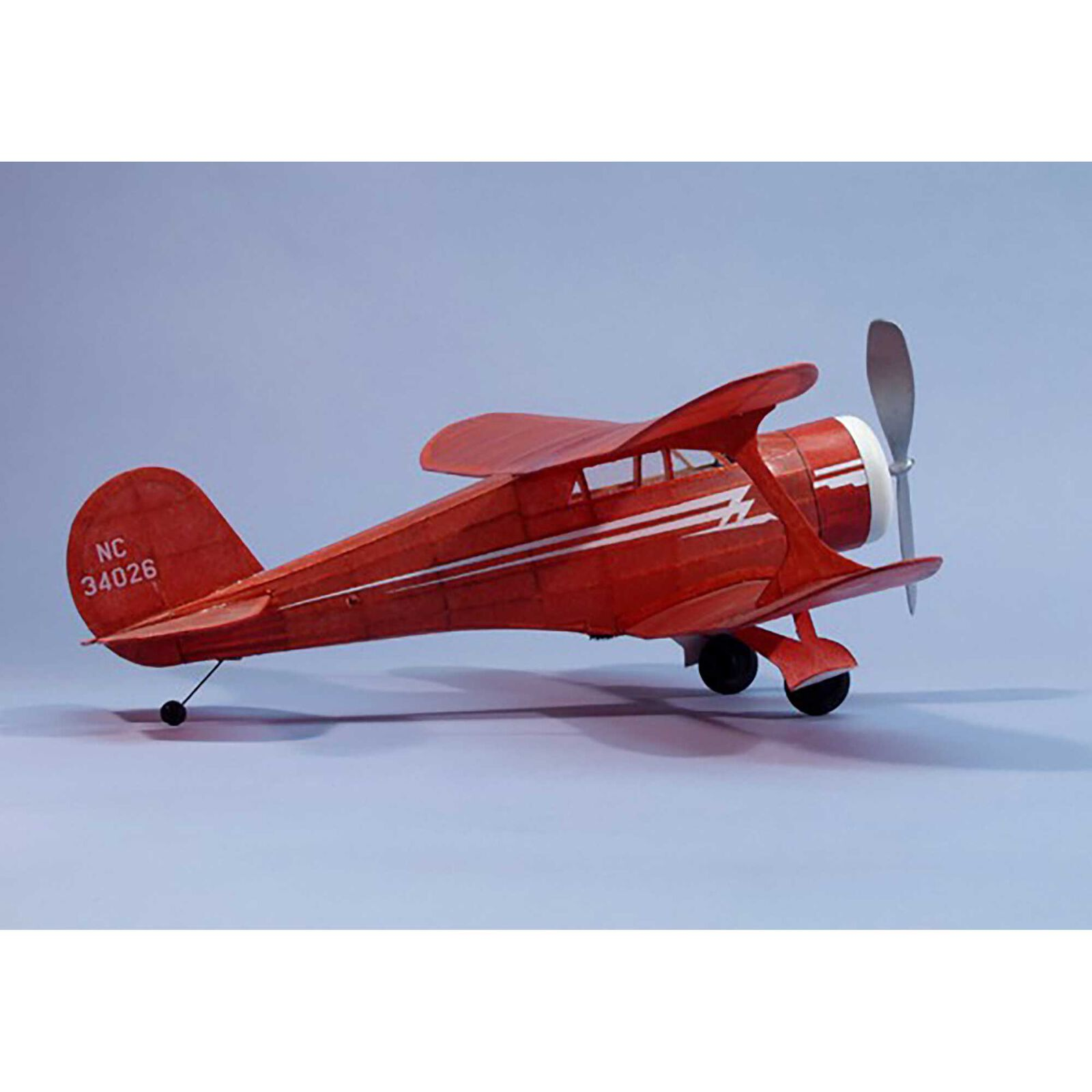Staggerwing Rubber Powered Kit, 17.5""