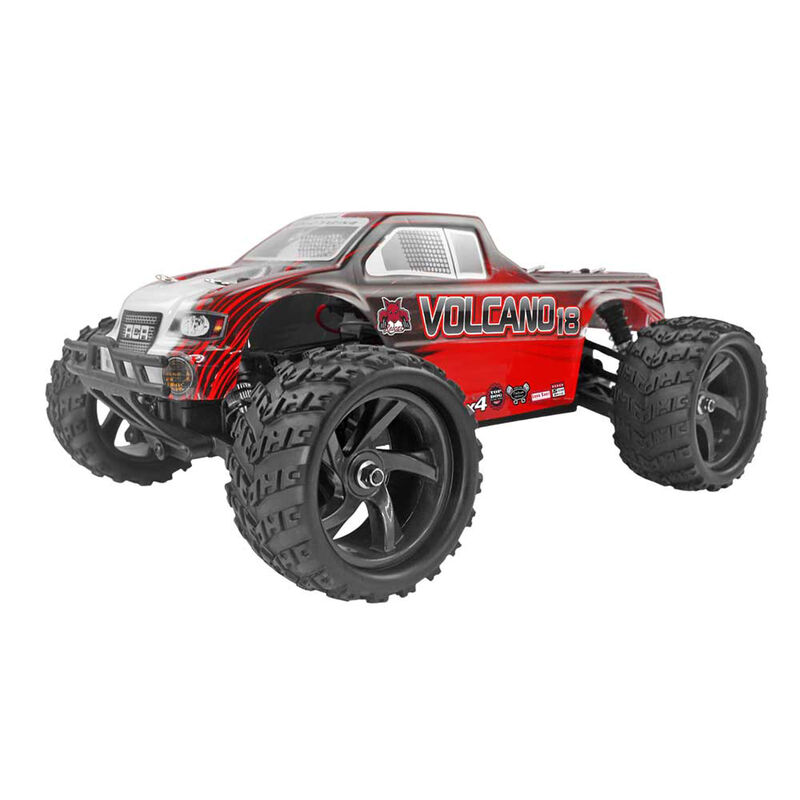 1/18 Volcano V2 4WD Monster Truck Brushed RTR