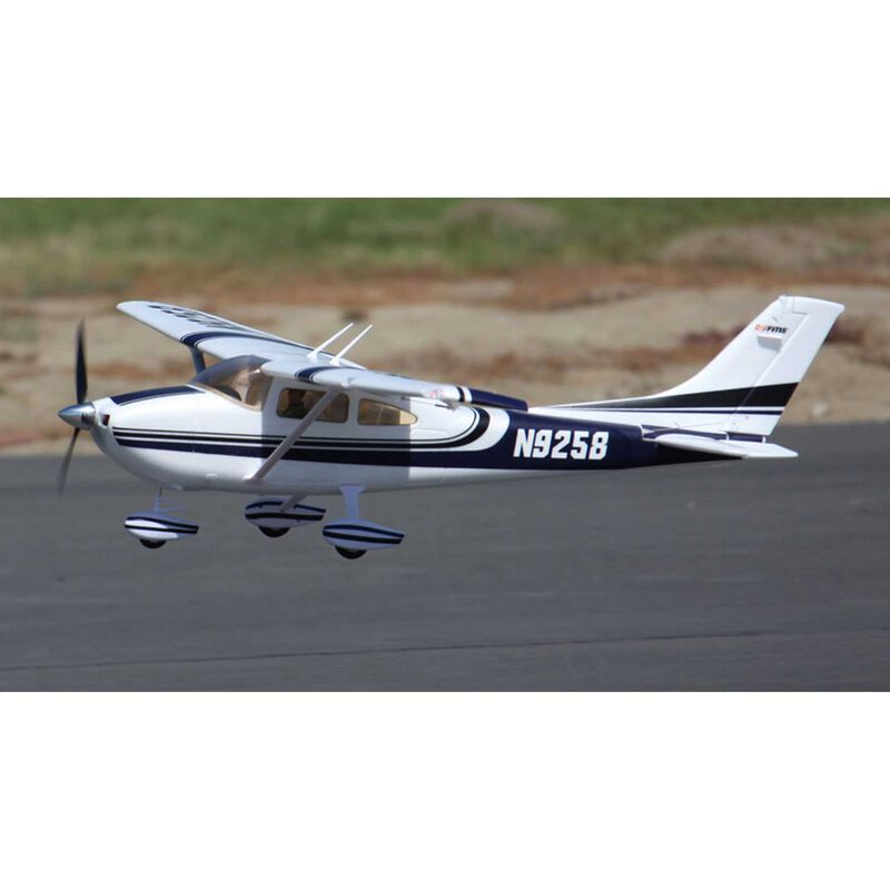 Sky Trainer 182 Blue RTF, 1400mm