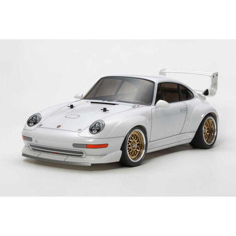 1/10 Porsche 911 GT2 Racing 4WD TA02SW, Ltd Ed. Kit