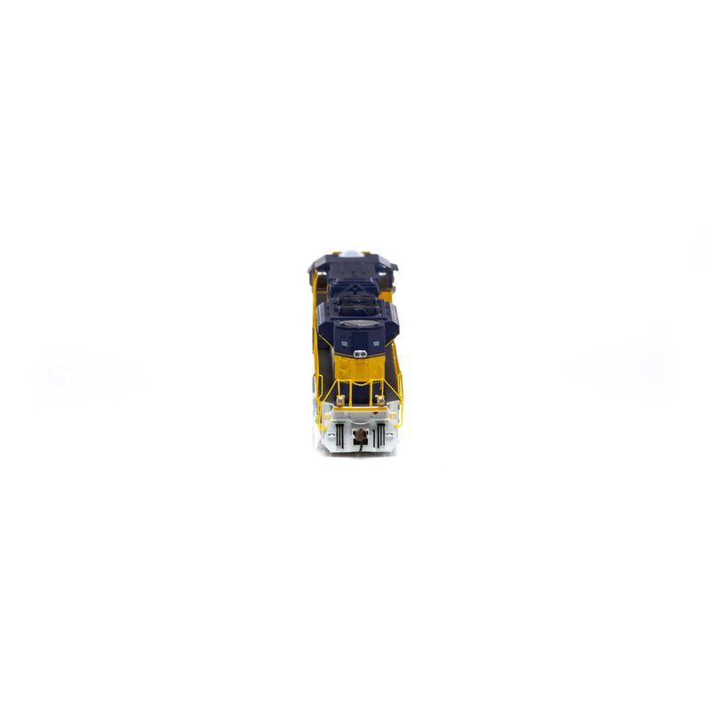HO SD70M-2 w DCC & Sound VTR #431