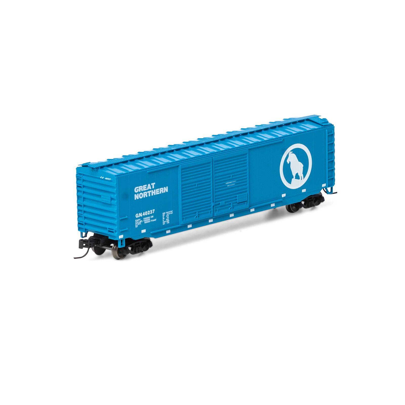 N 50' Double Sliding Door Box GN #40237
