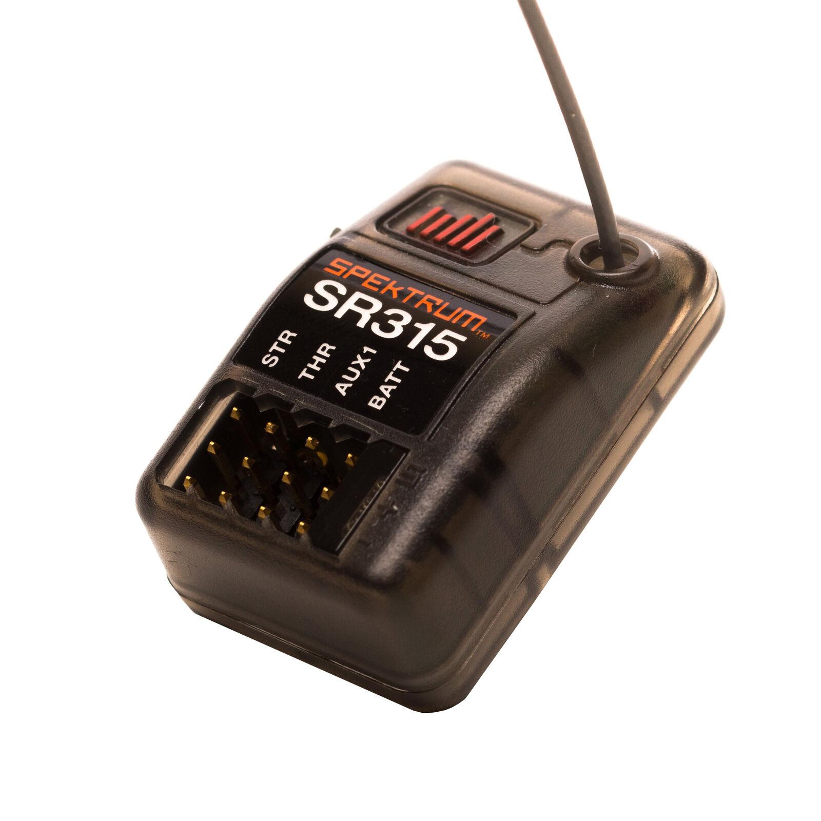 SR315 DSMR 3-Channel Sport Receiver