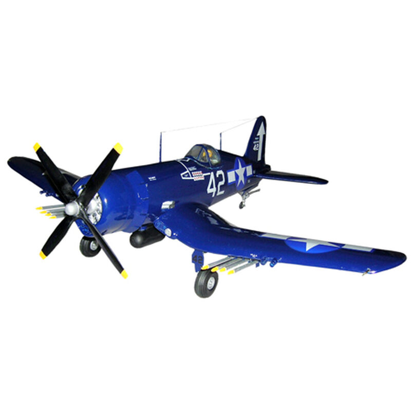 Vought F4U-4 Corsair Kit, 30.5""