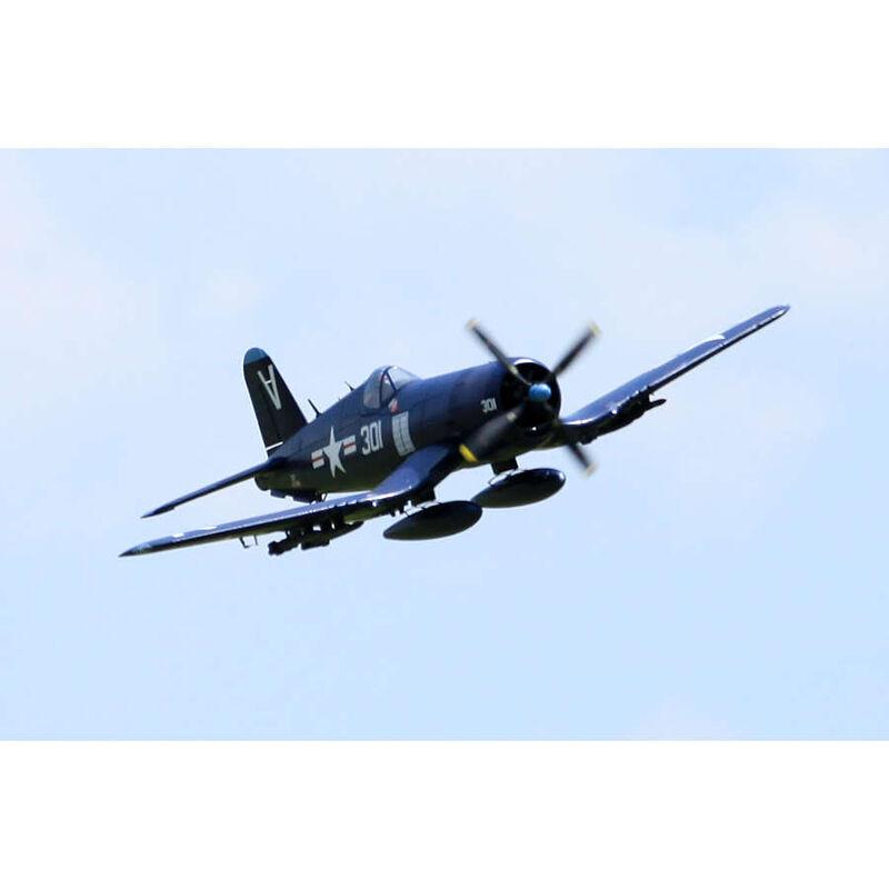 F4U Corsair Blue PNP, 1400mm