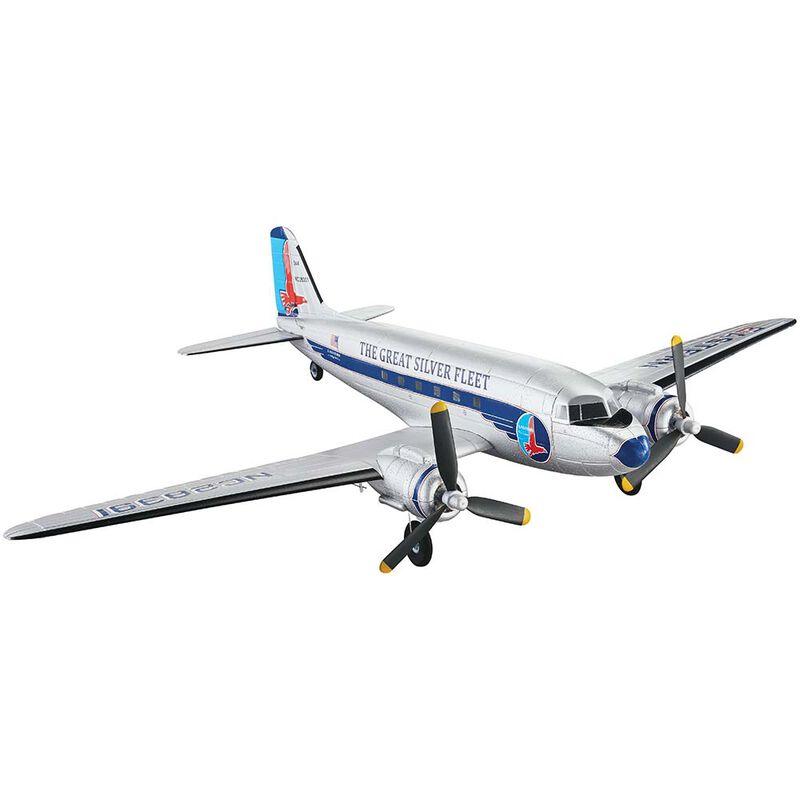 "Micro Douglas DC-3 Airliner EP RTF 23"""