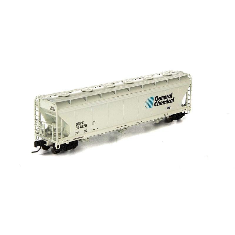 N ACF 4600 3-Bay Centerflow Hopper GRPX #944826